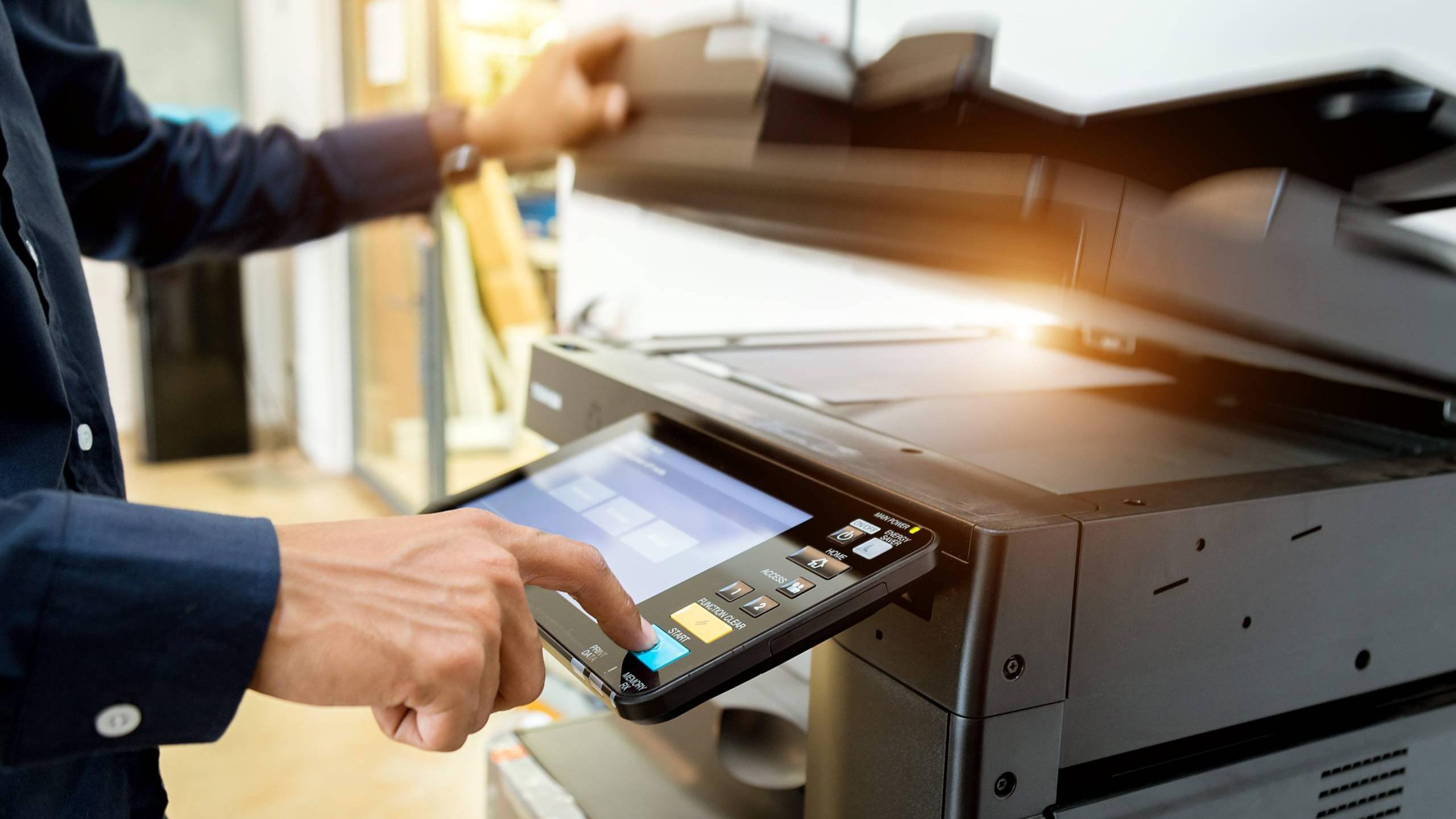 Office - Printer - Reprobel - Management